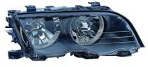 1999 - 2001 BMW 325i Headlight Assembly (with Halogen lamps + Sedan) - Right (Passenger)