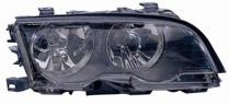 2000 BMW 328i Front Headlight Assembly Replacement Housing / Lens / Cover - Right (Passenger)