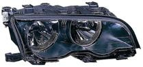 2002 - 2006 BMW 325i Front Headlight Assembly Replacement Housing / Lens / Cover - Right (Passenger)