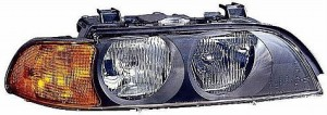 1997-1998 BMW 528i Headlight Assembly - Right (Passenger)