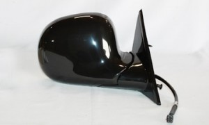 1998-1999 Oldsmobile Bravada Side View Mirror - Right (Passenger)