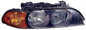 1998-2000 BMW 540i Headlight Assembly - Right (Passenger)
