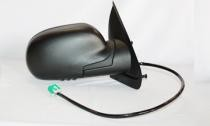2002 - 2004 Chevrolet (Chevy) Trailblazer Side View Mirror Assembly / Cover / Glass Replacement - Right (Passenger)
