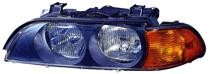 1998 - 2000 BMW 540i Headlight Assembly - Left (Driver)