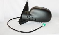 2002 - 2005 GMC Envoy Side View Mirror - Left (Driver)