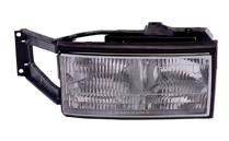 1994 - 1996 Cadillac Concours Headlight Assembly - Left (Driver)