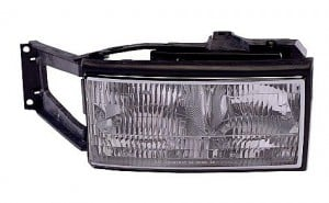 1994-1996 Cadillac Concours Headlight Assembly - Left (Driver)