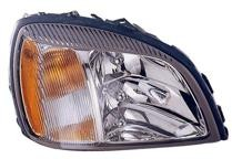 2004 - 2005 Cadillac Concours Headlight Assembly - Right (Passenger)