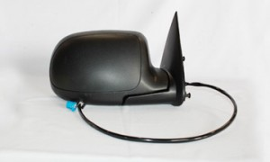 2003-2006 Chevrolet Chevy Avalanche Side View Mirror (without Body Cladding / Heated / Power Remote / without Dimmer) - Right (Passenger)