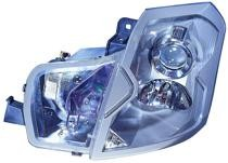 2003 - 2007 Cadillac CTS Headlight Assembly - Left (Driver)