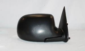 2001-2005 Chevrolet (Chevy) Blazer Side View Mirror - Right (Passenger)