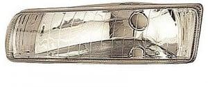1993-1993 Chrysler Concorde Headlight Assembly - Left (Driver)