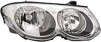 1999 - 2004 Chrysler 300M Front Headlight Assembly Replacement Housing / Lens / Cover - Right (Passenger)