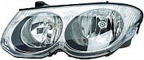 1999 - 2004 Chrysler 300M Front Headlight Assembly Replacement Housing / Lens / Cover - Left (Driver)