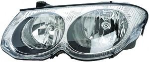 1999-2004 Chrysler 300M Headlight Assembly - Left (Driver)
