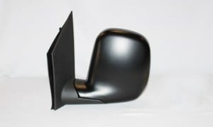 1996-2002 Chevrolet Chevy G Van Side View Mirror (Late Design / Sail Mount Manual) - Left (Driver)