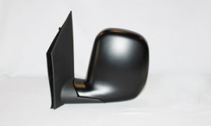 1996-2002 GMC Savana Side View Mirror (Manual / Sail Mount / Savana 1500/2500/3500 / Savana 3500 Special) - Left (Driver)