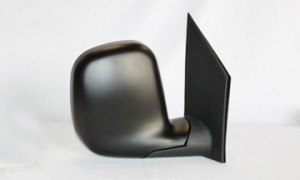 1996-2002 Chevrolet Chevy Express Side View Mirror (Power Remote / Heated / Express 1500/2500/3500) - Right (Passenger)
