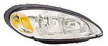 2001 - 2005 Chrysler PT Cruiser Headlight Assembly - Right (Passenger)