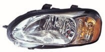 2001 - 2002 Dodge Stratus Headlight Assembly (Coupe) - Left (Driver)