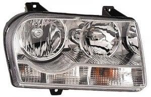 2005-2007 Chrysler 300 / 300C Headlight Assembly - Right (Passenger)
