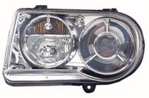 2005 - 2010 Chrysler 300 / 300C Headlight Assembly - Left (Driver)