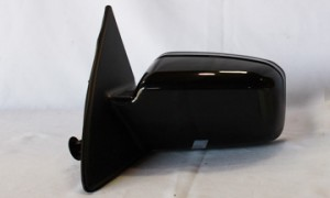 2006-2009 Mercury Milan Side View Mirror (Heated / Power Remote / without Puddle Lamp / Milan Premier) - Left (Driver)