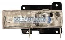 1992-1999 GMC Jimmy Headlight Assembly - Left (Driver)