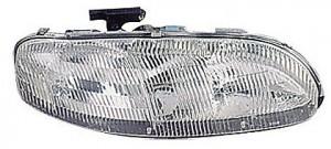 1995-2001 Chevrolet (Chevy) Lumina Coupe / Sedan Headlight Assembly - Right (Passenger)