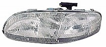 1995 - 2001 Chevrolet (Chevy) Lumina Coupe + Sedan Headlight Assembly - Left (Driver)