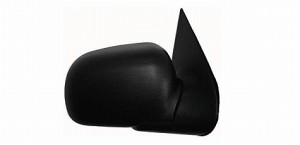 2002-2005 Ford Explorer Side View Mirror (Power Remote / Non-Heated / with Puddle Light / Foldingt) - Right (Passenger)