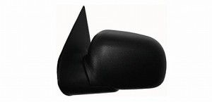 2002-2005 Ford Explorer Side View Mirror (Power Remote / Non-Heated / with Puddle Light / Folding) - Left (Driver)