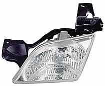 2005-2005 Pontiac Montana Headlight Assembly - Left (Driver)