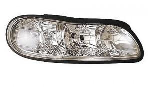 1997-2005 Oldsmobile Cutlass Headlight Assembly - Right (Passenger)