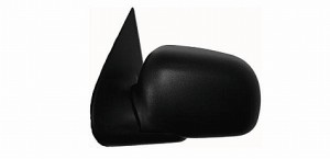 2002-2005 Mercury Mountaineer Side View Mirror (Non-Heated / Power Remote / without Puddle Light / Fold-Away) - Left (Driver)