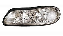 1997 - 2005 Oldsmobile Cutlass Headlight Assembly - Left (Driver)
