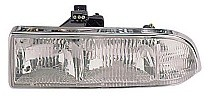 1998-2004 Chevrolet (Chevy) S10 Pickup Headlight Assembly - Left (Driver)