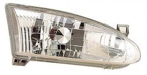 1998-2002 Chevrolet (Chevy) Prizm Headlight Assembly - Right (Passenger)