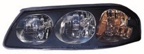 2004 - 2005 Chevrolet (Chevy) Impala Headlight Assembly - Left (Driver)