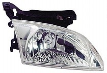 2000-2002 Chevrolet (Chevy) Cavalier Headlight Assembly - Right (Passenger)