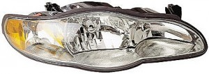 2000-2005 Chevrolet (Chevy) Monte Carlo Headlight Assembly - Right (Passenger)