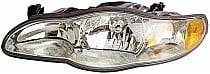 2000 - 2005 Chevrolet (Chevy) Monte Carlo Headlight Assembly - Left (Driver)