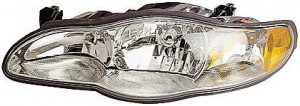 2000-2005 Chevrolet (Chevy) Monte Carlo Headlight Assembly - Left (Driver)