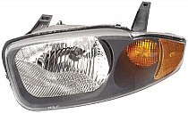 2003 - 2005 Chevrolet (Chevy) Cavalier Headlight Assembly - Left (Driver)