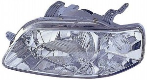2004-2006 Chevrolet (Chevy) Aveo Headlight Assembly - Left (Driver)