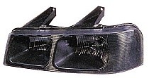 2003-2011 Chevrolet (Chevy) Express Headlight Assembly - Left (Driver)