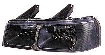 2003 - 2015 GMC Savana Headlight Assembly - Left (Driver)