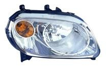 2006 - 2011 Chevrolet (Chevy) HHR Headlight Assembly - Right (Passenger)