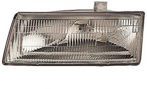 1991-1995 Dodge Caravan Headlight Assembly - Left (Driver)