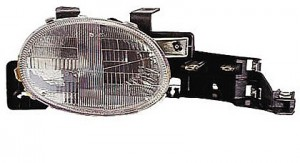 1995-1999 Plymouth Neon Headlight Assembly - Right (Passenger)